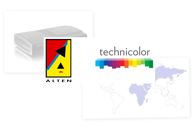 Alten for Technicolor
