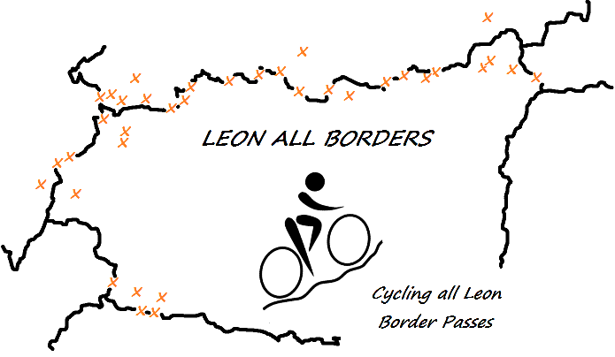 Leon all Borders logo Ivan Marote